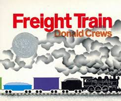 freight train book cover