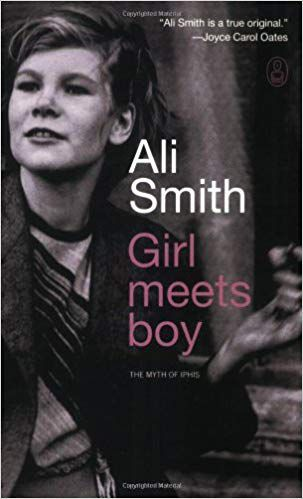 girl meets boy by ali smith cover