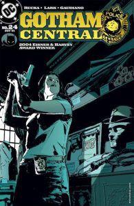 Gotham Central book cover
