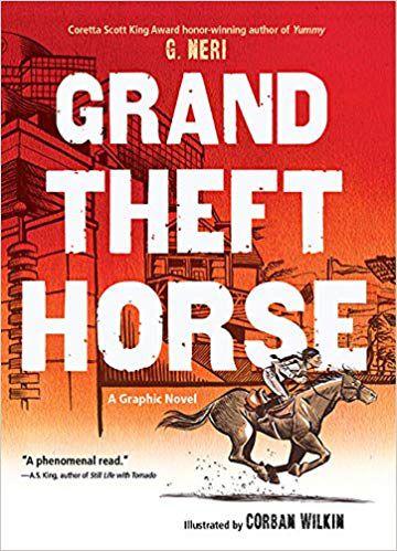 Grand Theft Horse G. Neri