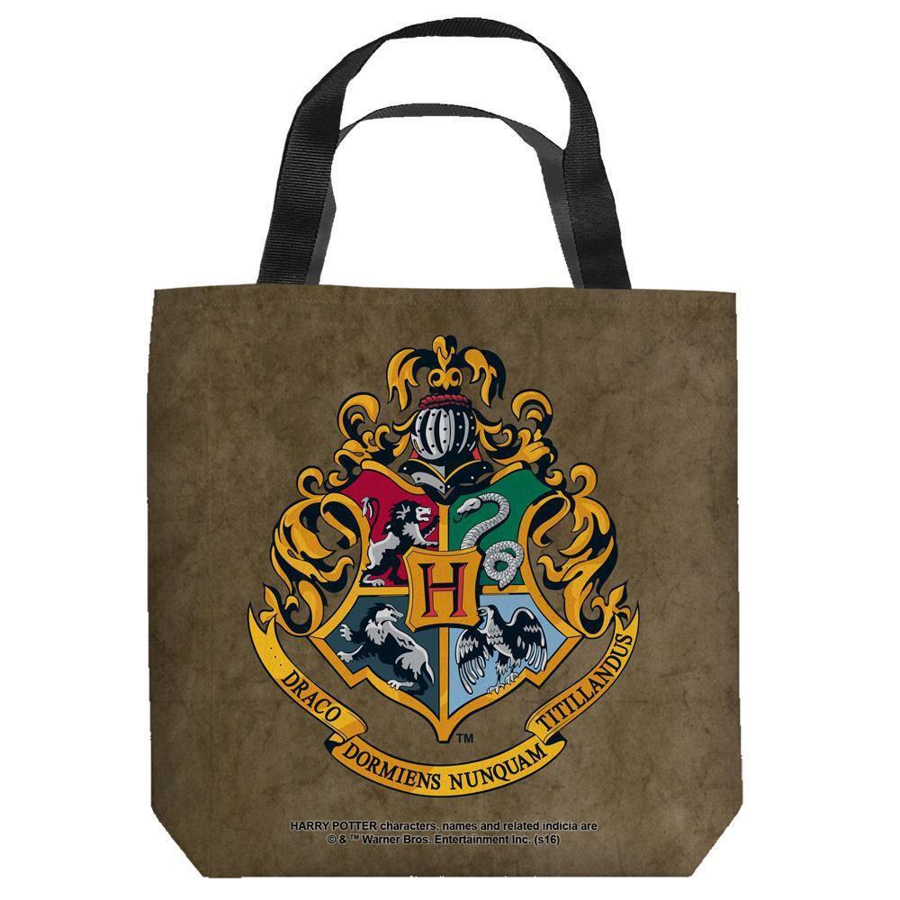 Harry Potter Hogwarts Crest book bag