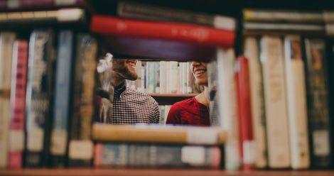how to make bookish friends as an adult