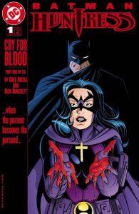 Huntress book cover