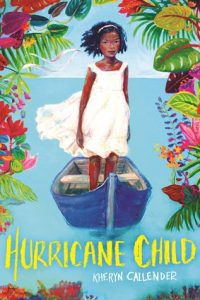 Hurricane Child by Kheryn Callander cover