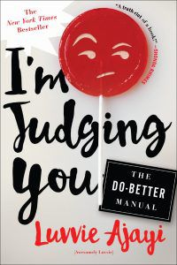 im judging you by luvvie ajayi