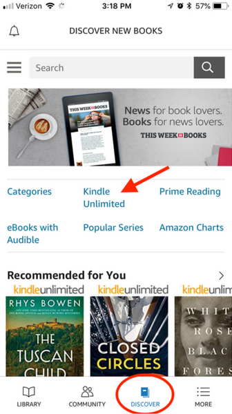 How Does Kindle Unlimited Work? The Basics And Beyond | Book Riot