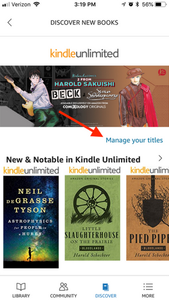 How Does Kindle Unlimited Work? The Basics And Beyond | Book