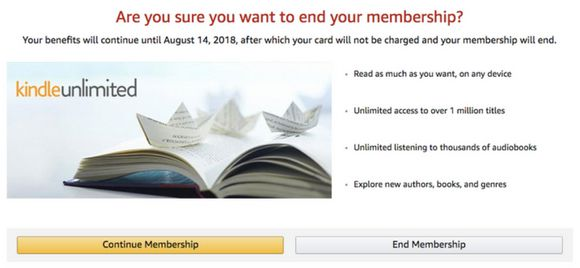 how does kindle unlimited work