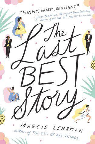 Last Best Story Maggie Lehrman