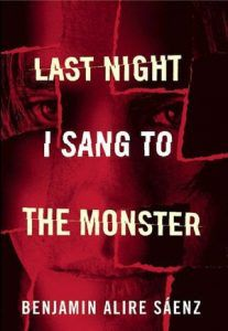 last night i sang to the monster book cover