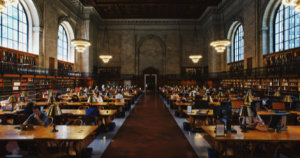 libraries as coworking spaces