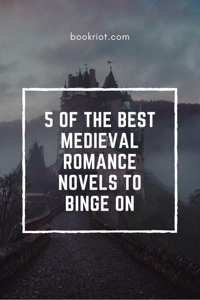 Excellent Medieval Romance Novels  romance novels | medieval books | medieval romance novels | romance novel recommendations | book lists
