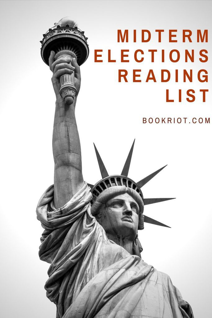 A midterm elections reading list, including books on the rise of fascism, resistance movements, and more.  book lists | midterm elections | politics | politics book lists | books about us politics