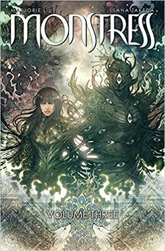Monstress Vol. 3 cover image