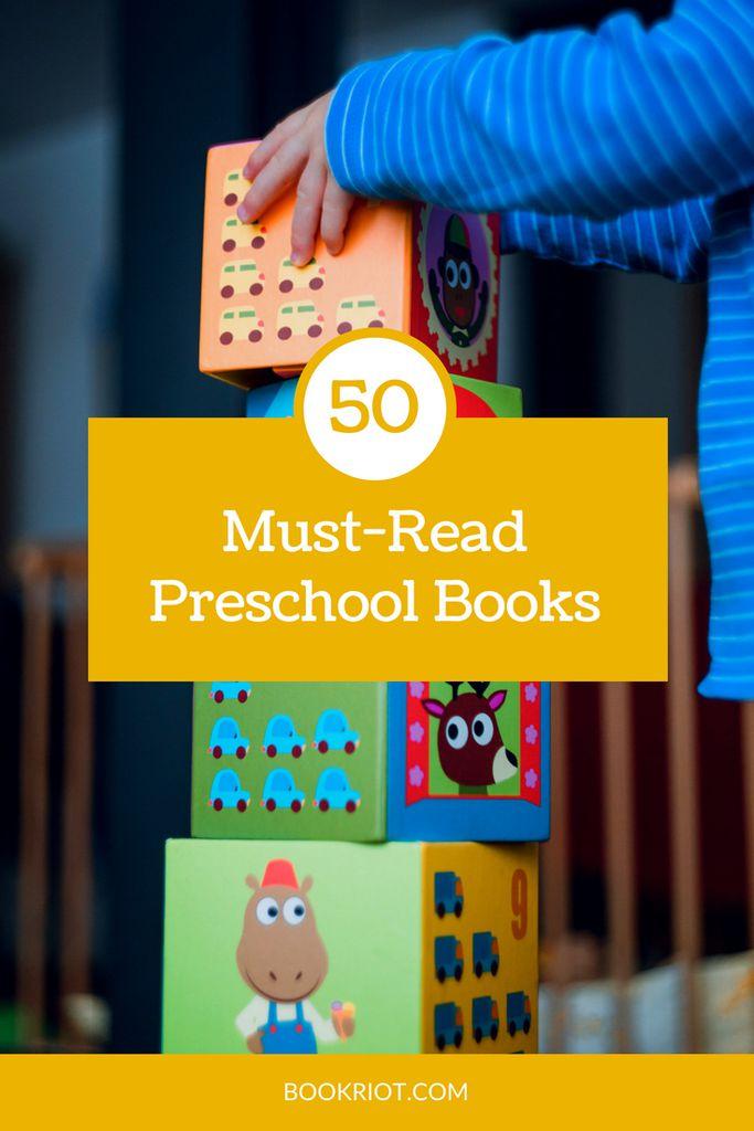 50 Must-Read Preschool Books