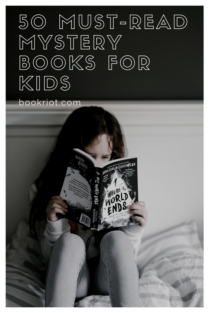 50 Must Read Mystery Books For Kids