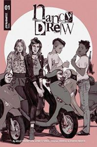 Nancy Drew # 1 by Kelly Thompson book cover