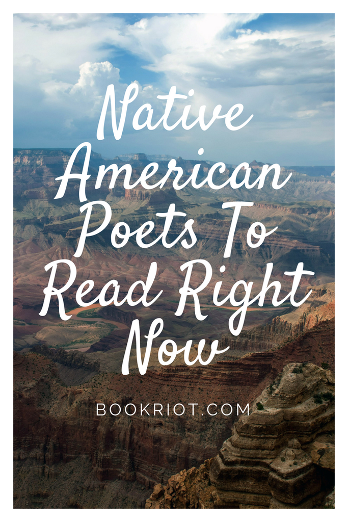 Must-read Native American poets