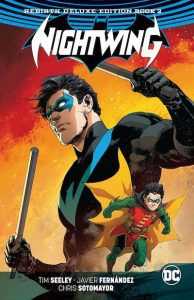 Nightwing book cover