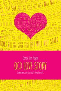 OCD Love Story book cover