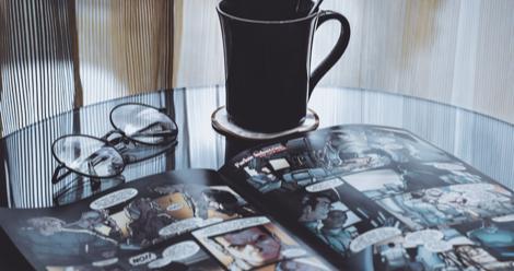 one-sitting graphic novels