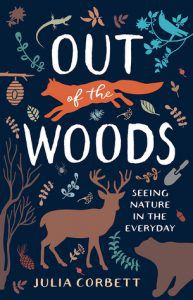 Out of the Woods by Julia Corbett book cover