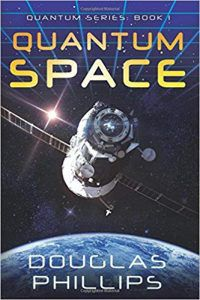 cover of quantum space by douglas phillips