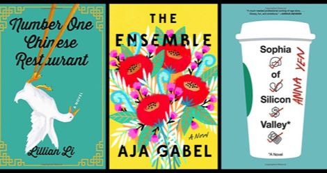 recent bame debut novels
