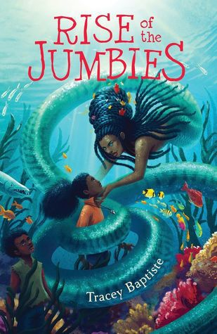 rise of the jumbies by tracey baptiste cover