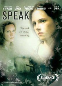 Speak Movie Poster