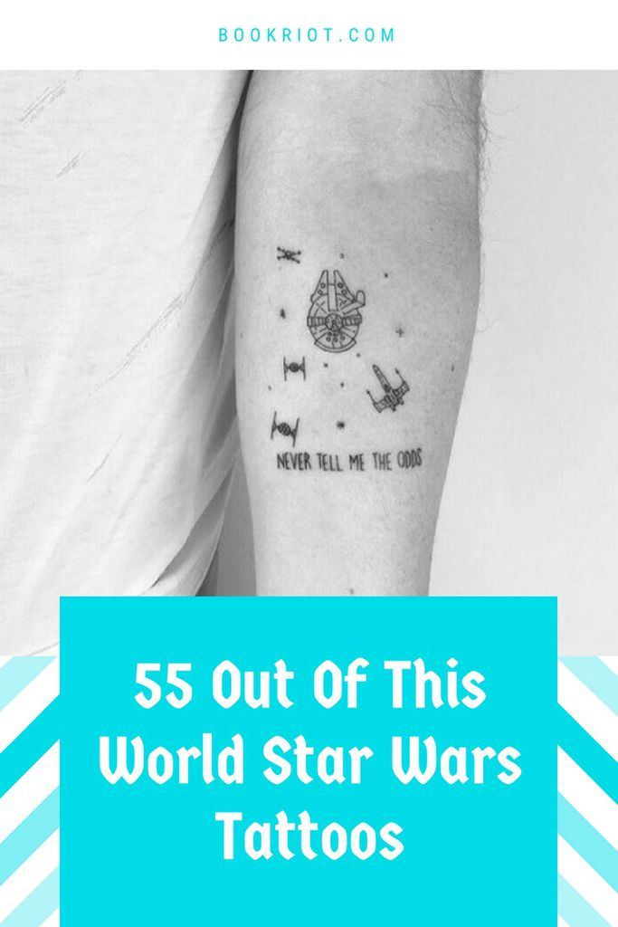 7d747ddec 55 out of this world Star Wars tattoos tattoos | star wars | star wars  tattoos