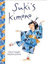 Sukis Kimono Book Cover