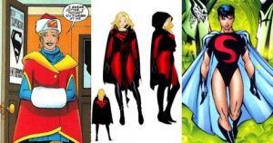supergirl costume rankings