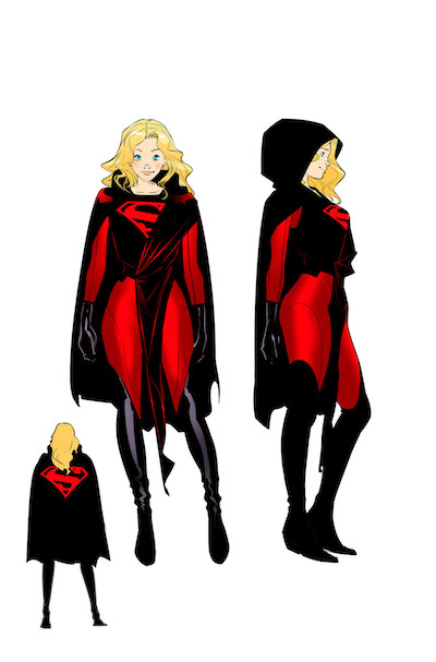 Supergirl Costume Rankings The Definitive Guide, From Worst