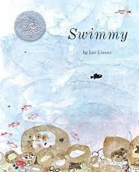 swimmy book cover