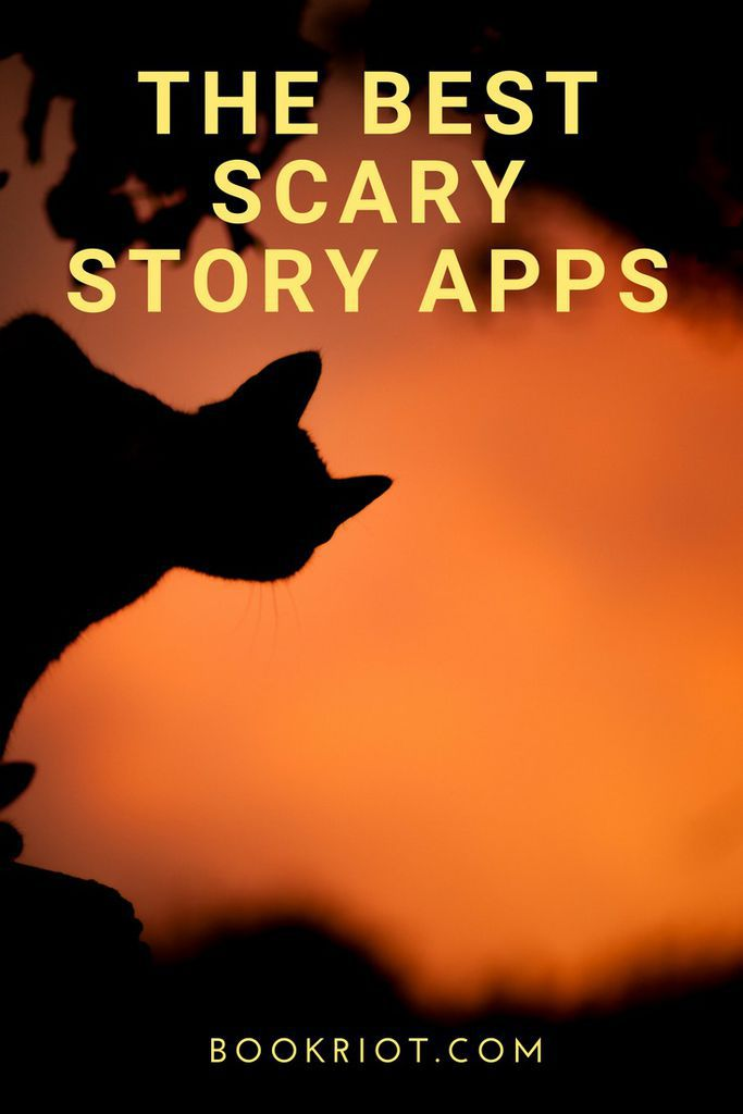 The best scary story apps you can use.  scary stories   book apps   short stories   short story apps   horror   horror apps   horror short stories