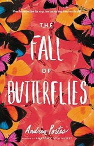 The Fall of Butterflies book cover
