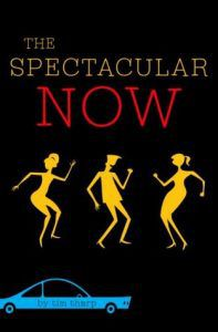 the spectacular now book cover