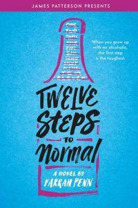 twelve steps to normal by farrah penn book cover