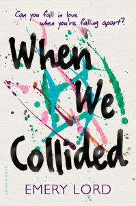 when we collided by emery lord book cover