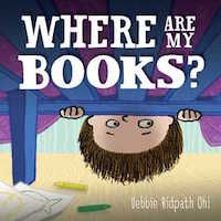 Where Are My Books Book Cover