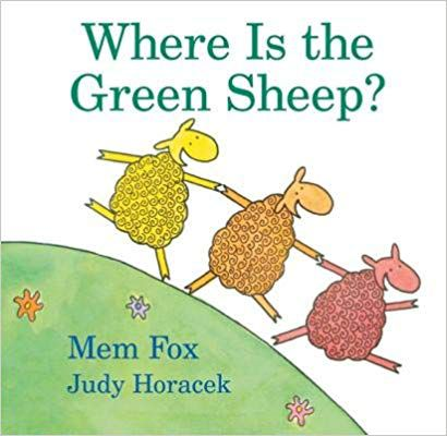 where is the green sheep cover