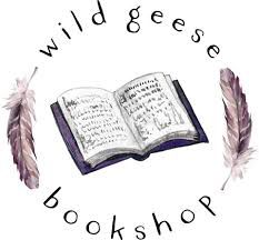 wild geese bookshop logo