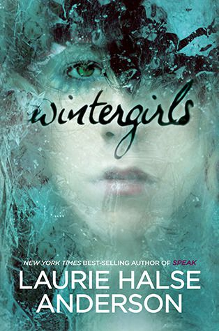 wintergirls by laurie halse anderson book cover