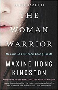 woman warrior maxine hong kingston cover magical realism short stories