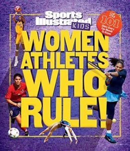 women athletes who rule book cover