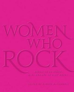 women who rock book cover