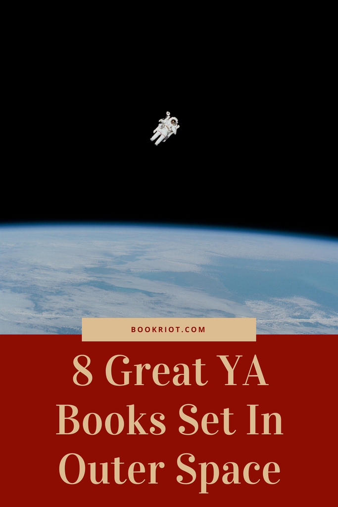 Great YA Books Set In Outer Space