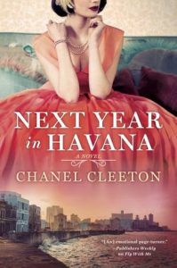 next year in havana by chanel cleeton cover