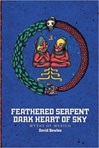Feathered Serpent, Dark Heart of Sky Book Cover
